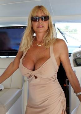 French mature pornstar Colette Sigma..