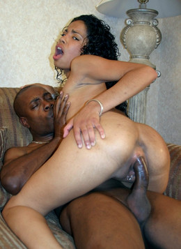 Big titted ebony pornstar Havana..