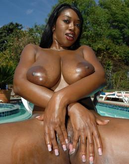 Legendary black pornstar Delotta Brown..