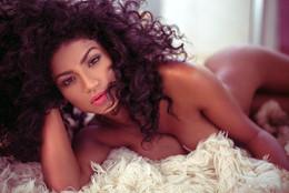 Amazing ebony babe Kate Rodriguez..